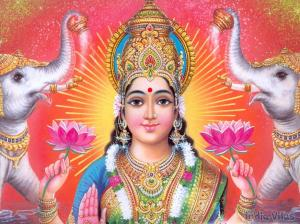 4 Hindu Goddesses within you