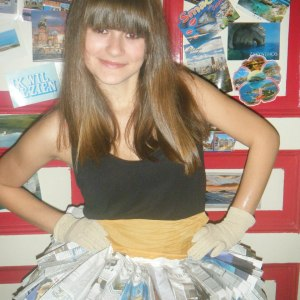 Maggie Nazer Carnival Princess