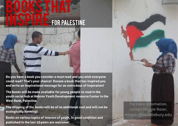Books for Palestine